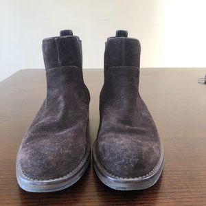 Vince suede boots